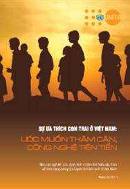 Sự ưa thích con trai ở Việt Nam: ước muốn thâm căn, công nghệ tiên tiến