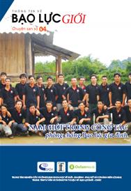 Chuyên san số 04: Nam giới trong công tác phòng chống bạo lực gia đình