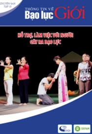 Chuyên san số 13: Hỗ trợ, làm việc với người gây ra bạo lực